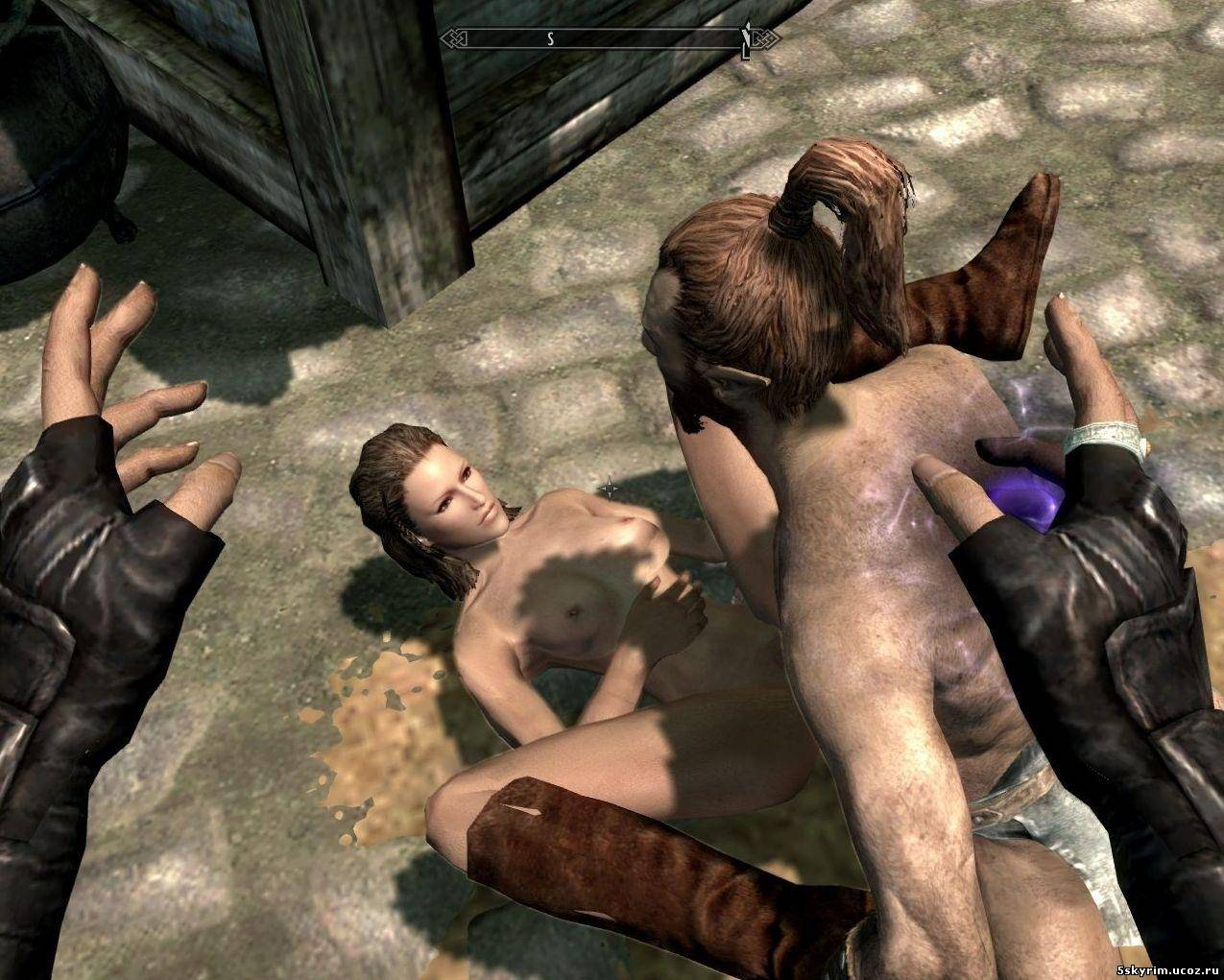 Секс в скайриме sexis sex in skyrim на русском