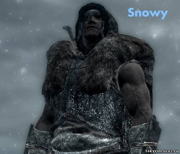 мод wet and cold для skyrim скачать