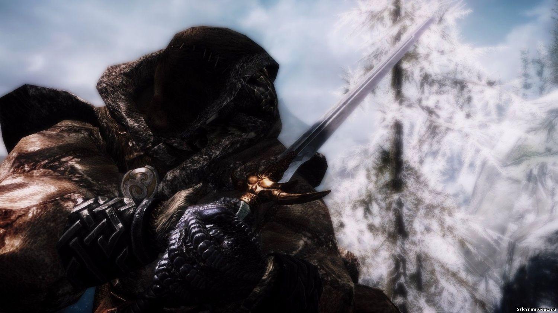 """Меч """"пронзатель драконов"""": Dragonspear"""