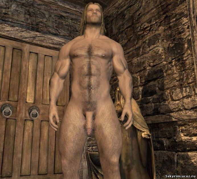 Секс моды для скайрим улучшенные мужские тела