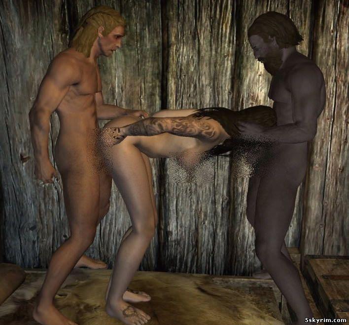 Мод проститутки(квест) секслаб в скайрим