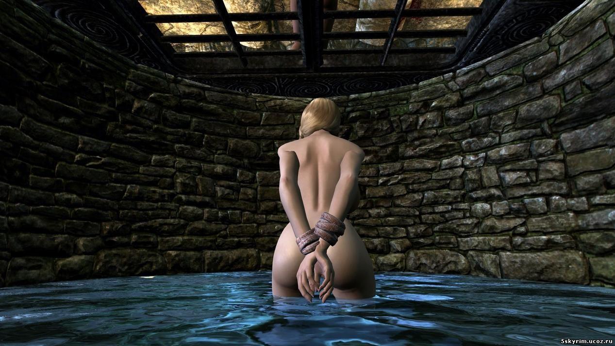 Порно лидия из скайрима видео
