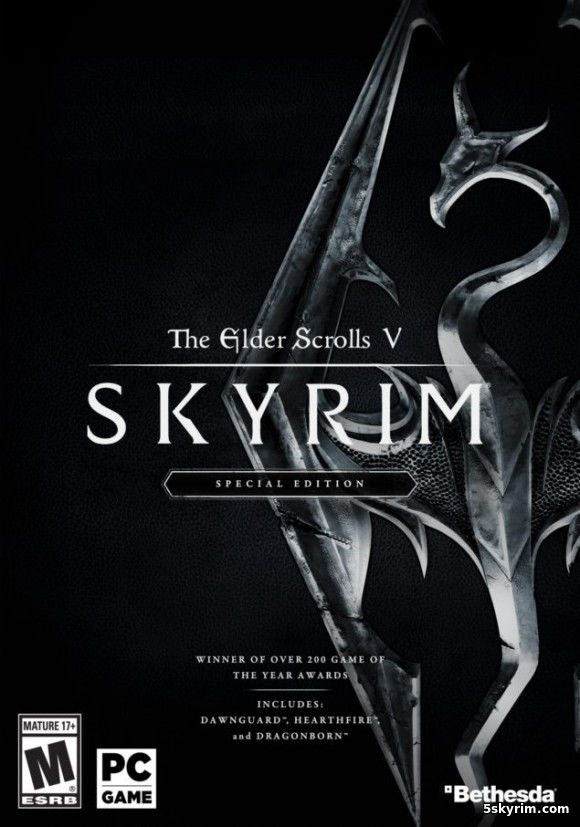 The Elder Scrolls V Skyrim ?